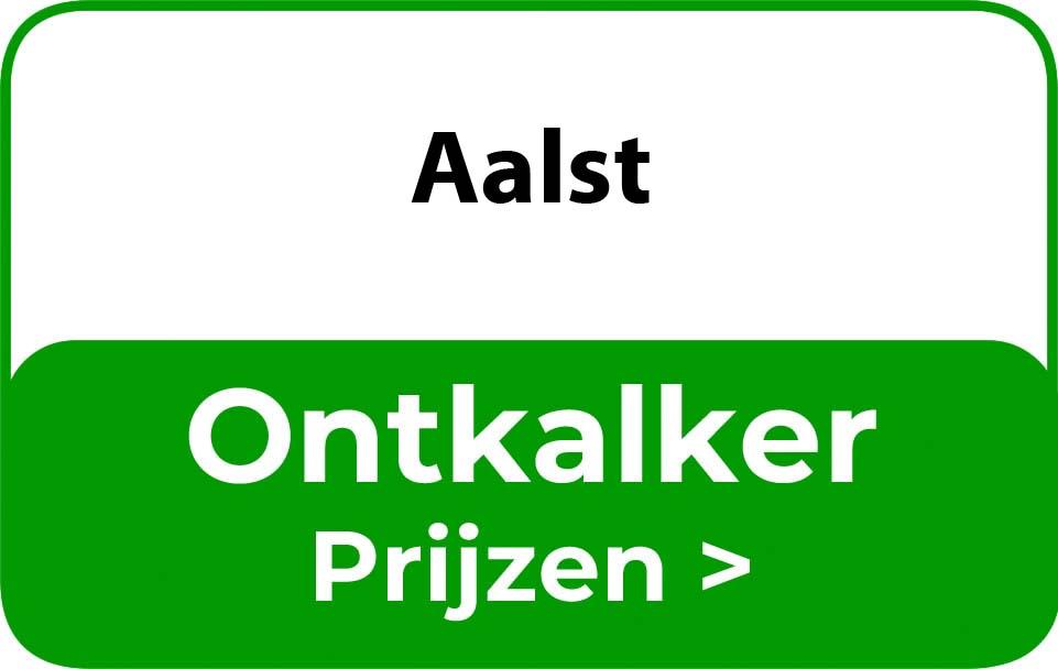 Ontkalker in de buurt van Aalst