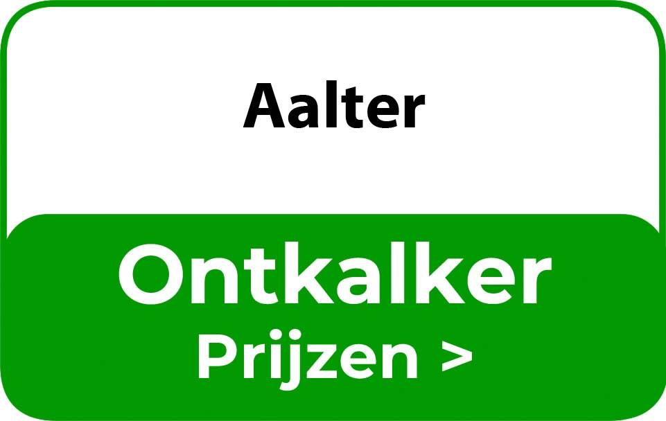 Ontkalker in de buurt van Aalter