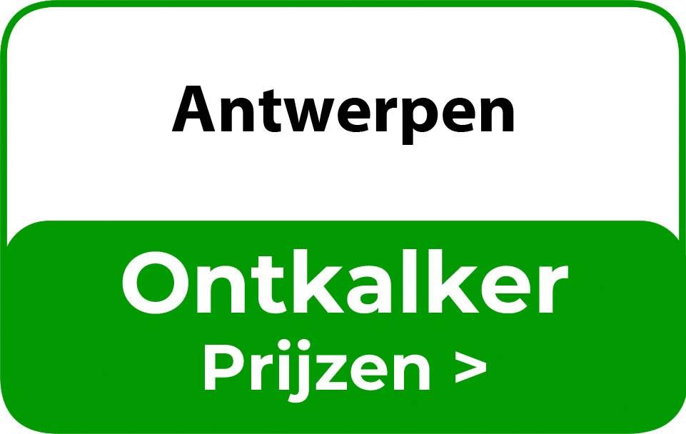 Ontkalker in de buurt van Antwerpen
