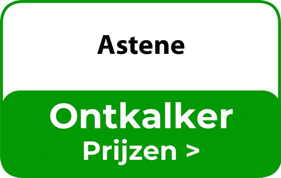 Ontkalker in de buurt van Astene