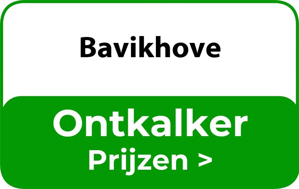 Ontkalker in de buurt van Bavikhove