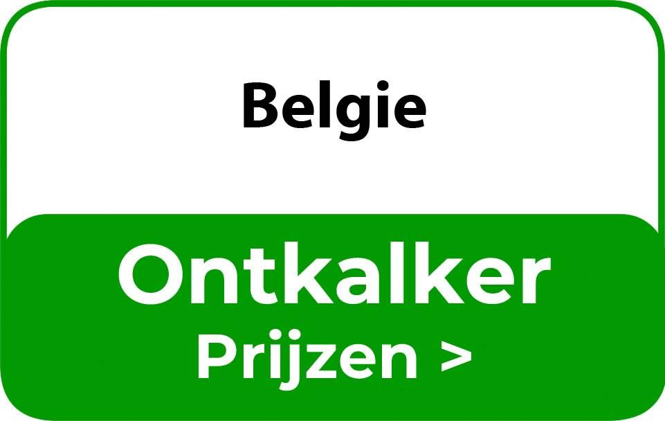 Ontkalker in de buurt van België