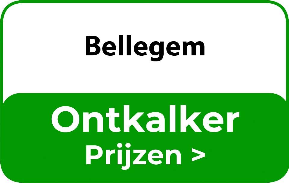 Ontkalker in de buurt van Bellegem