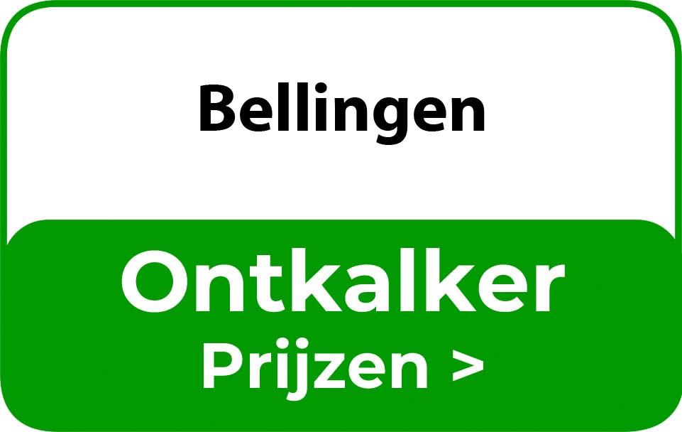 Ontkalker in de buurt van Bellingen