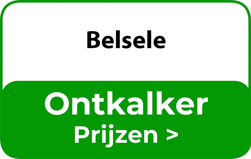 Ontkalker in de buurt van Belsele