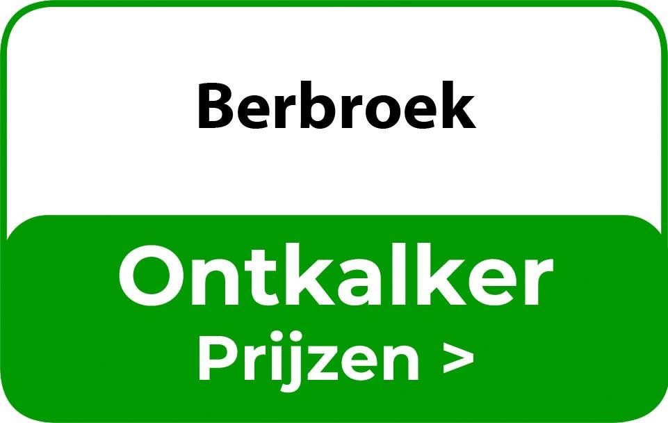 Ontkalker in de buurt van Berbroek