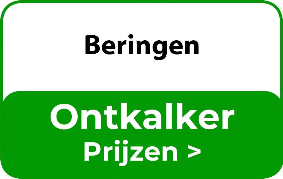 Ontkalker in de buurt van Beringen