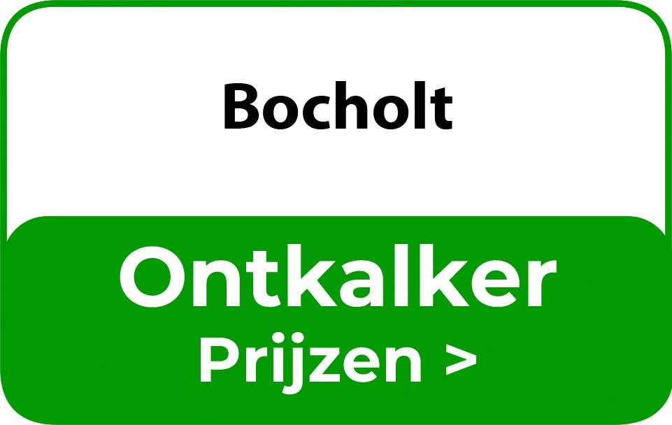 Ontkalker in de buurt van Bocholt