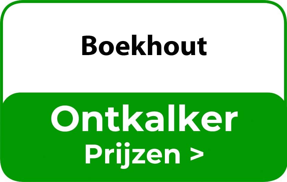 Ontkalker in de buurt van Boekhout