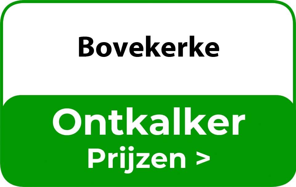 Ontkalker in de buurt van Bovekerke
