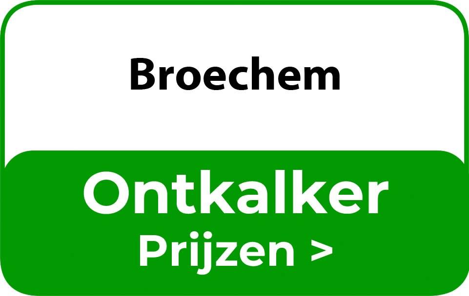 Ontkalker in de buurt van Broechem