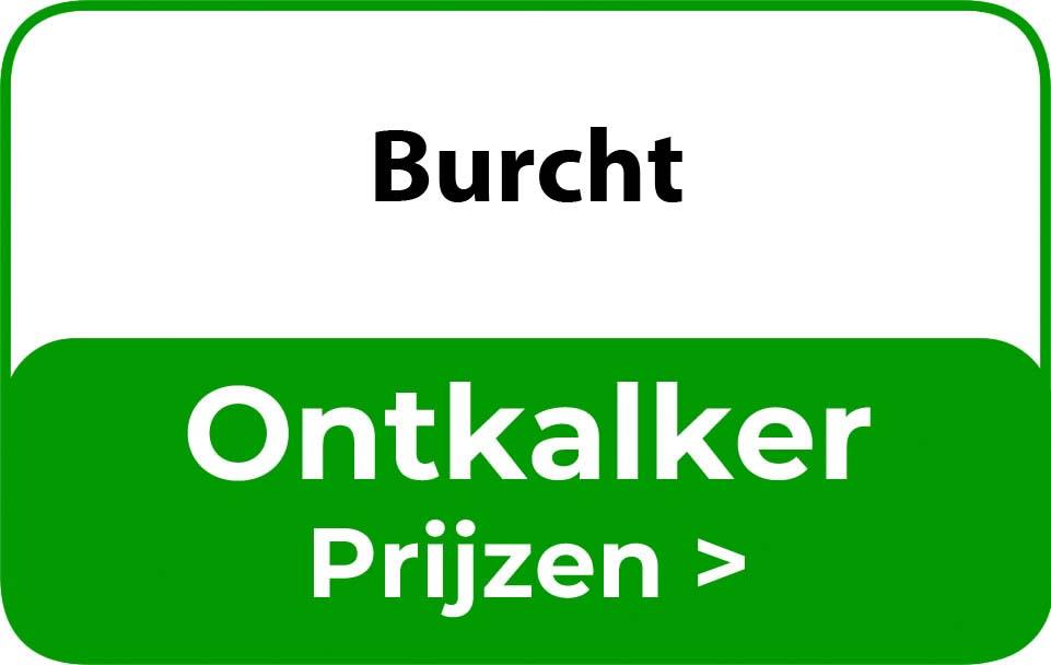 Ontkalker in de buurt van Burcht