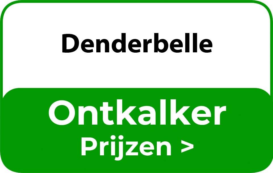 Ontkalker in de buurt van Denderbelle