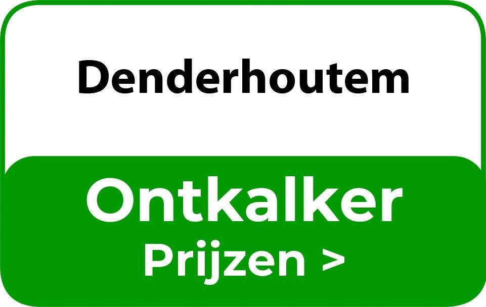 Ontkalker in de buurt van Denderhoutem