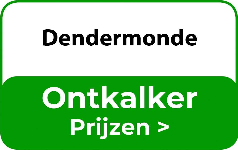 Ontkalker in de buurt van Dendermonde