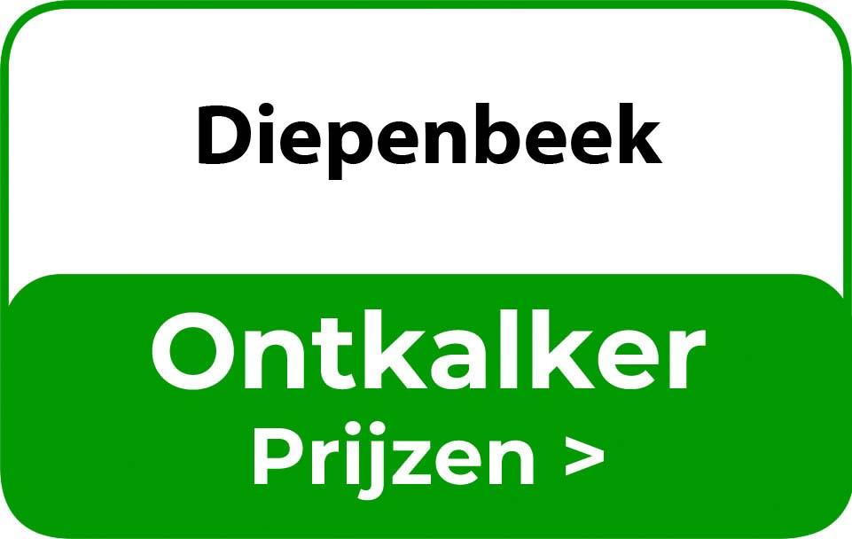 Ontkalker in de buurt van Diepenbeek