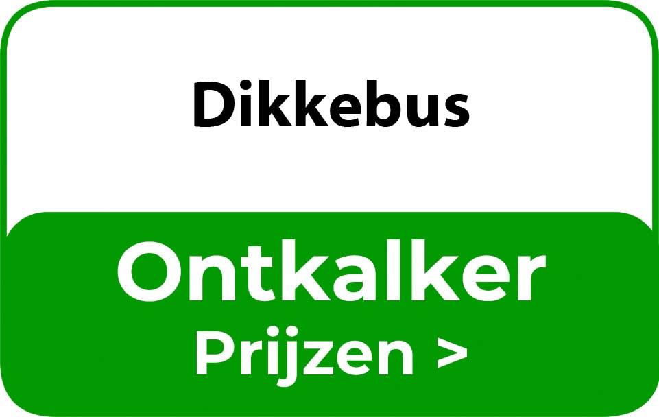 Ontkalker in de buurt van Dikkebus