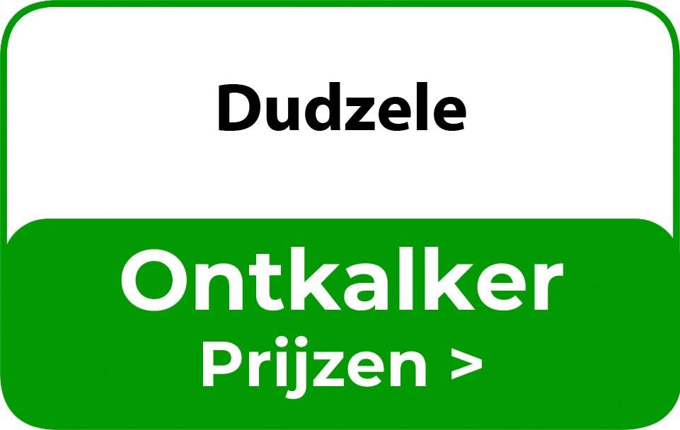 Ontkalker in de buurt van Dudzele