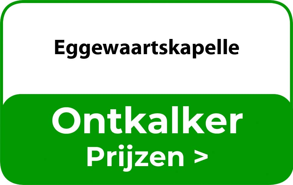 Ontkalker in de buurt van Eggewaartskapelle
