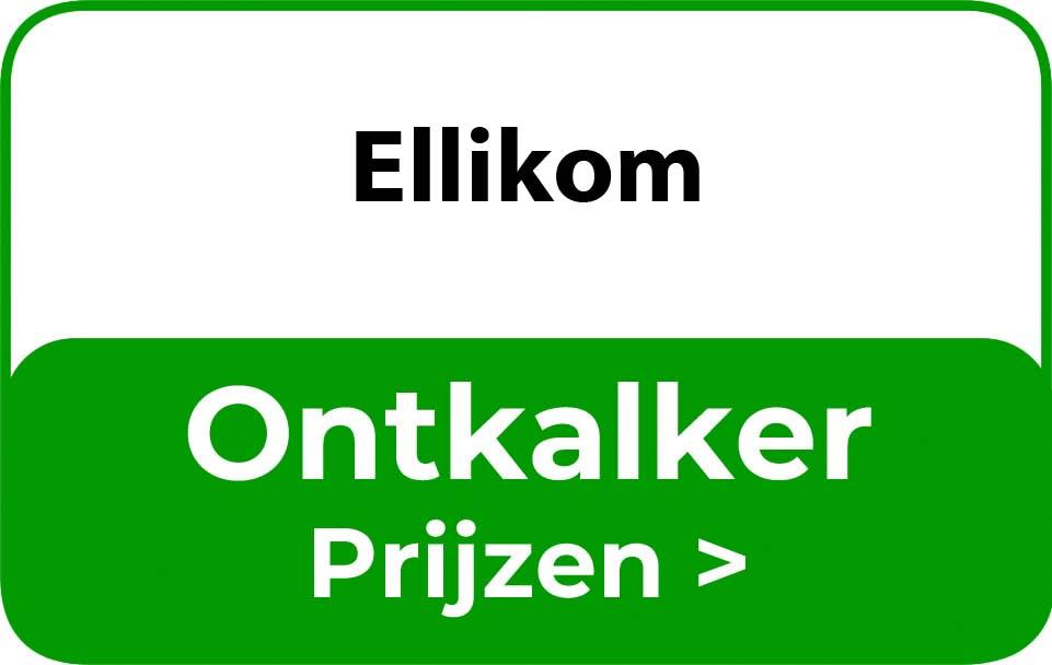 Ontkalker in de buurt van Ellikom