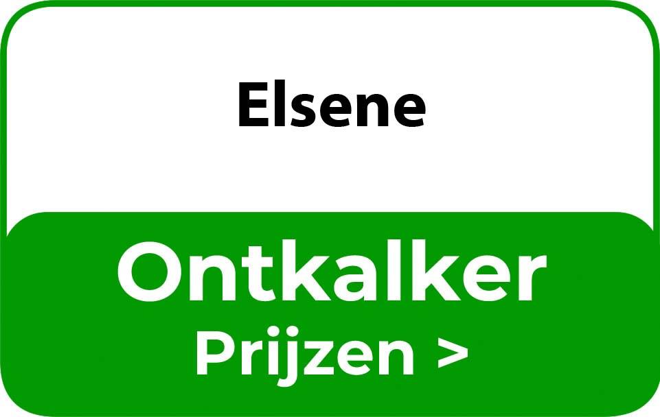 Ontkalker in de buurt van Elsene