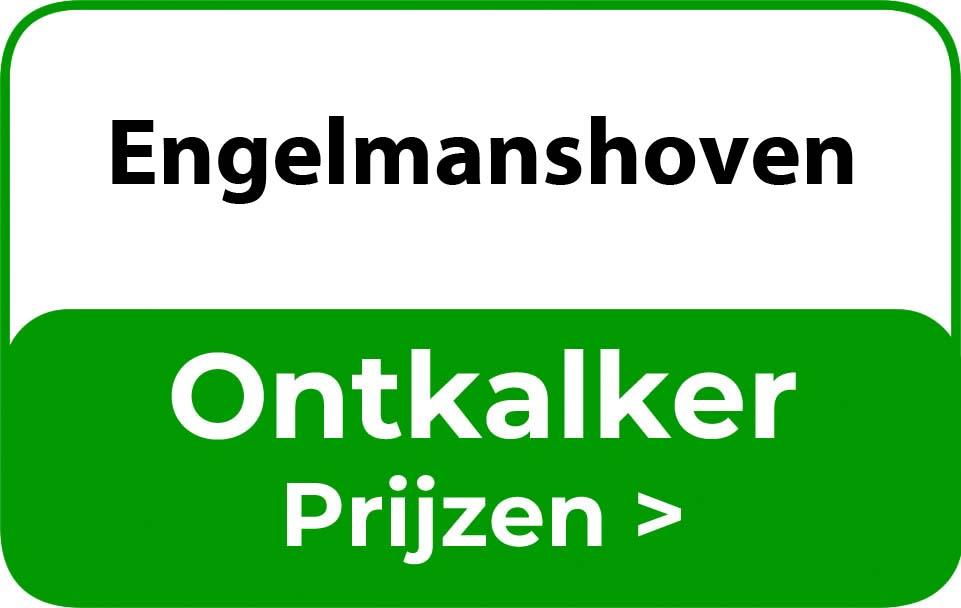 Ontkalker in de buurt van Engelmanshoven