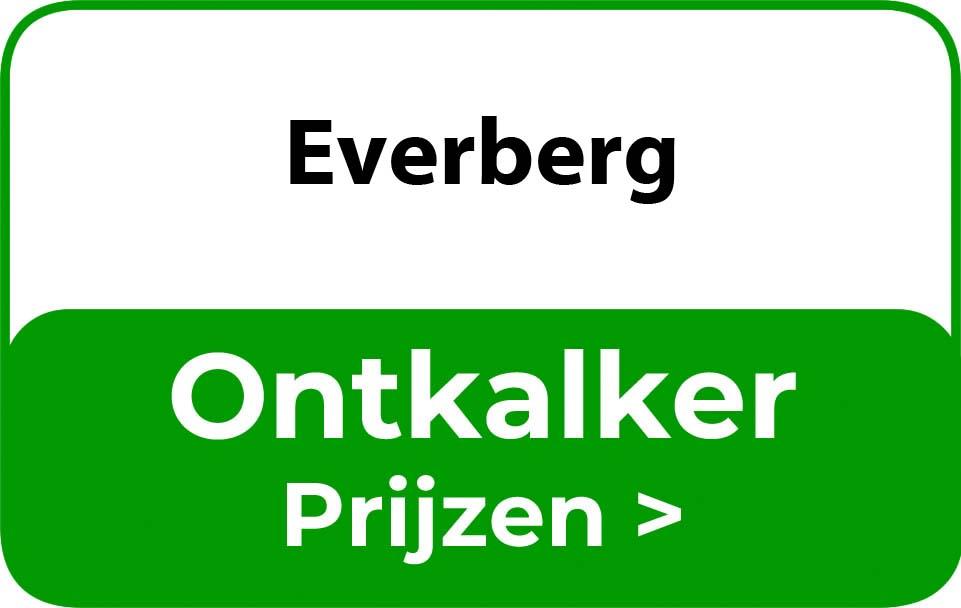 Ontkalker in de buurt van Everberg
