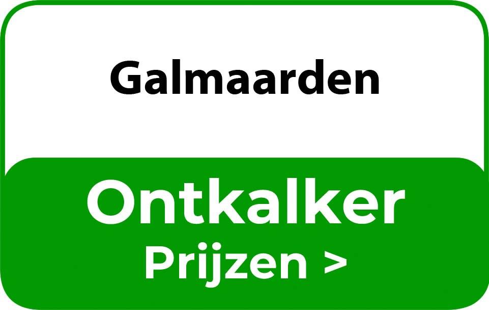 Ontkalker in de buurt van Galmaarden
