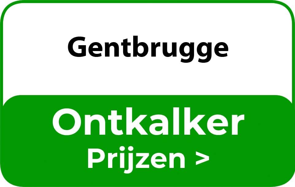 Ontkalker in de buurt van Gentbrugge