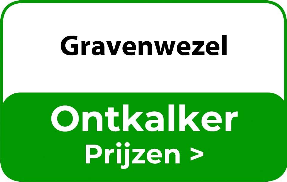 Ontkalker in de buurt van Gravenwezel