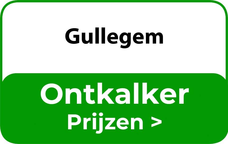 Ontkalker in de buurt van Gullegem