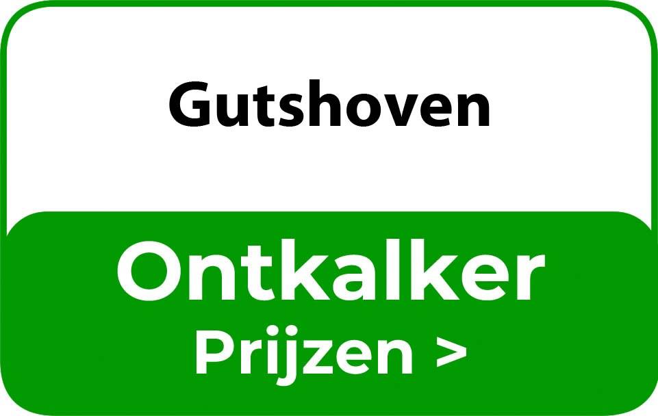 Ontkalker in de buurt van Gutshoven