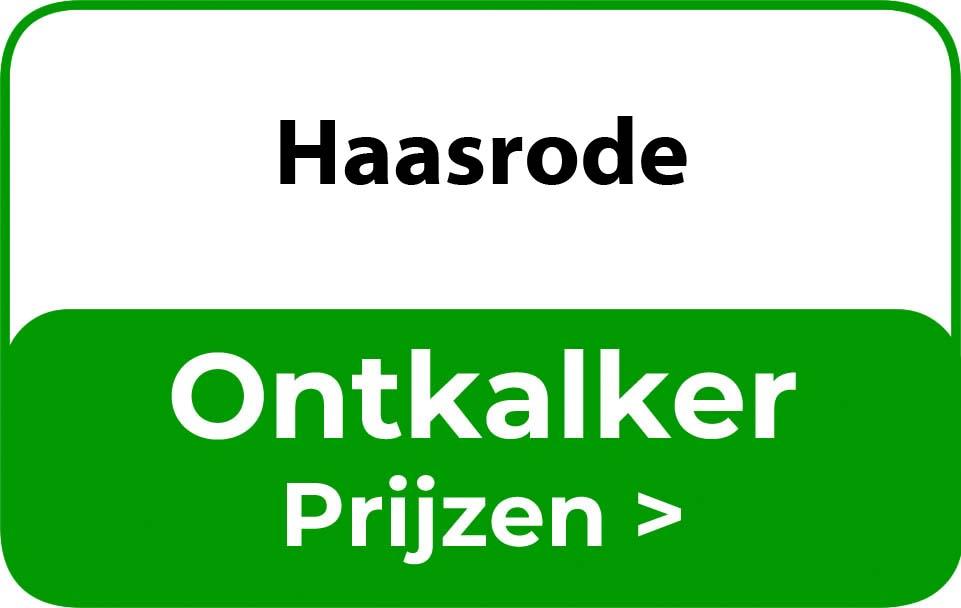 Ontkalker in de buurt van Haasrode
