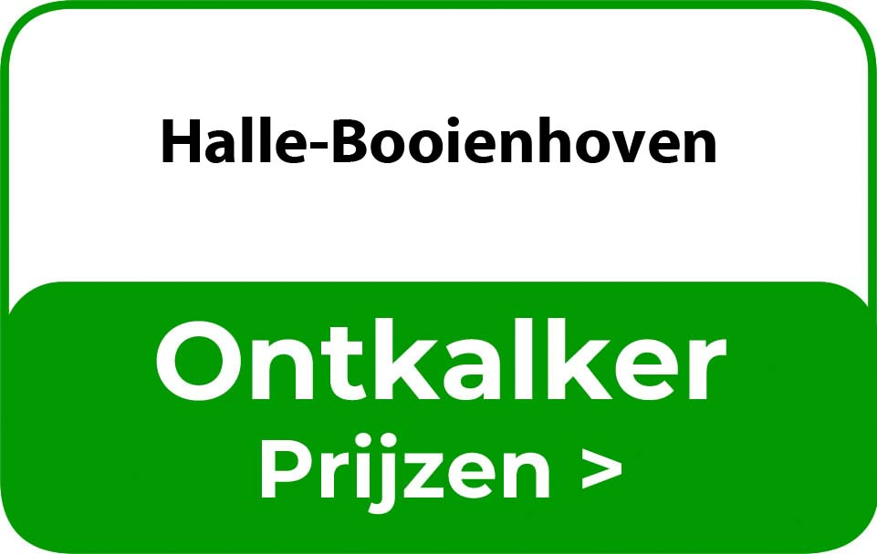 Ontkalker in de buurt van Halle-Booienhoven