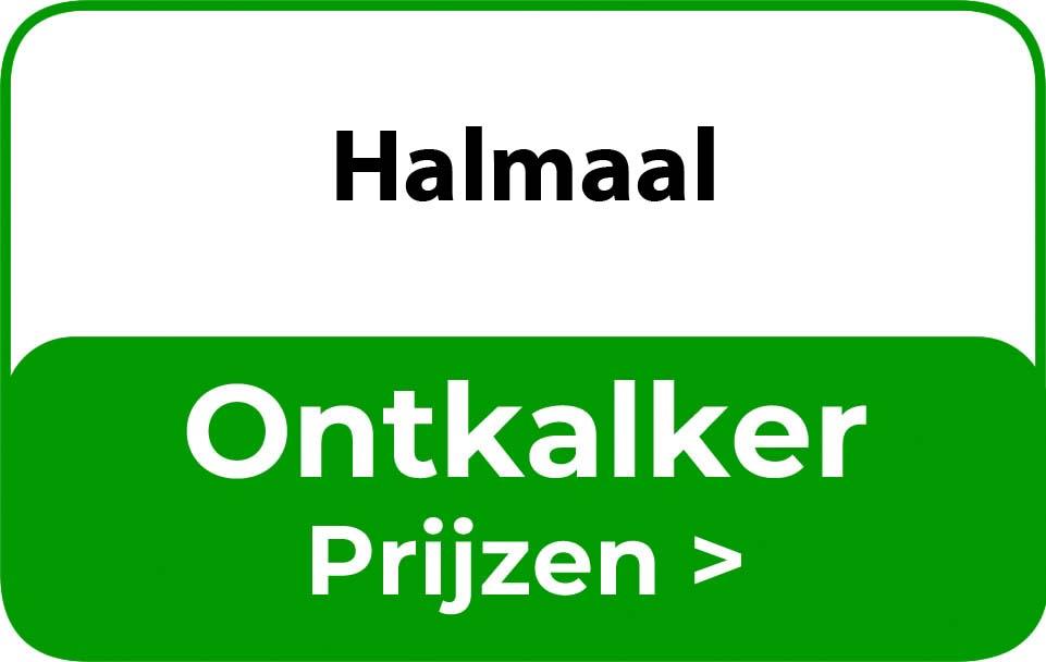 Ontkalker in de buurt van Halmaal