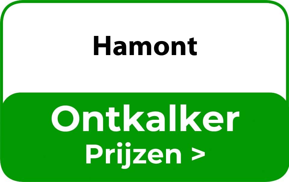 Ontkalker in de buurt van Hamont