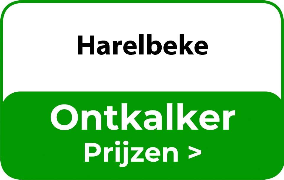 Ontkalker in de buurt van Harelbeke