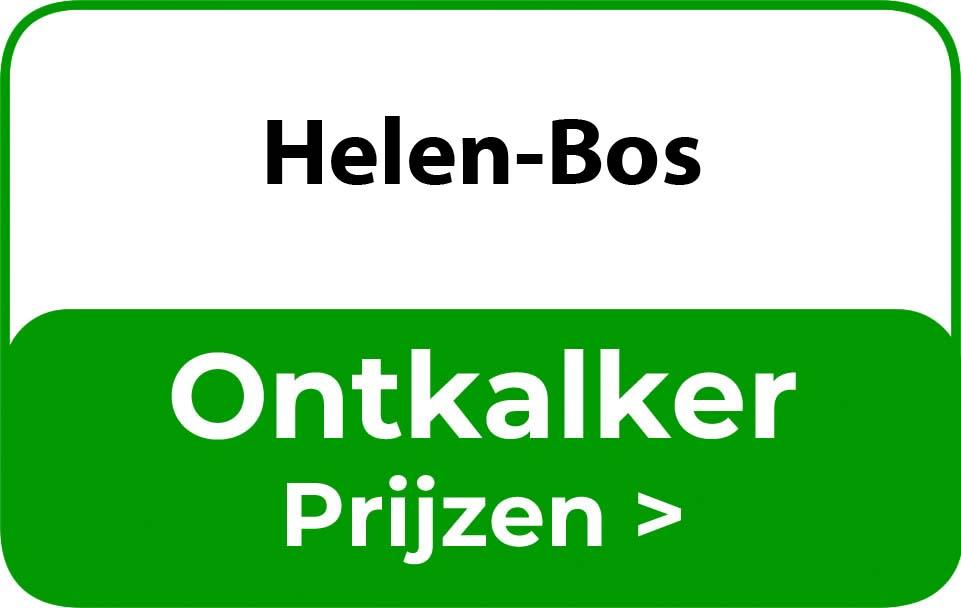 Ontkalker in de buurt van Helen-Bos
