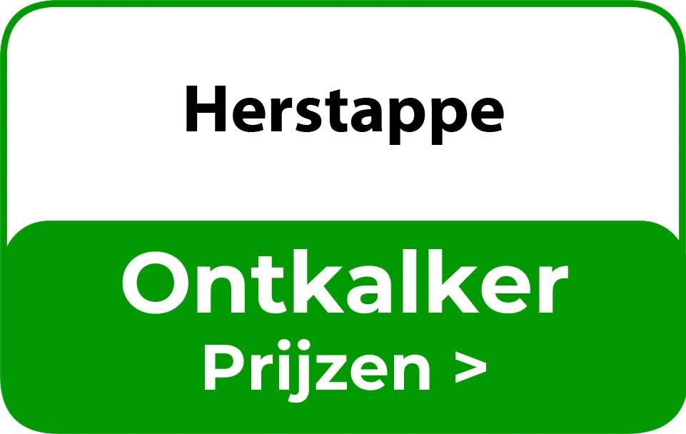 Ontkalker in de buurt van Herstappe