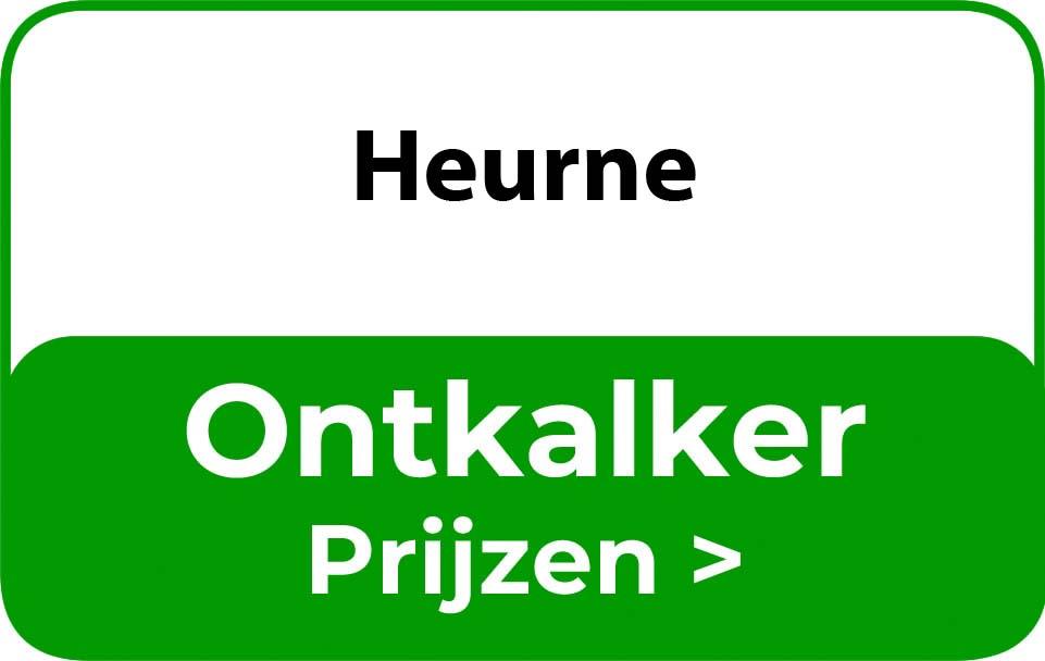 Ontkalker in de buurt van Heurne