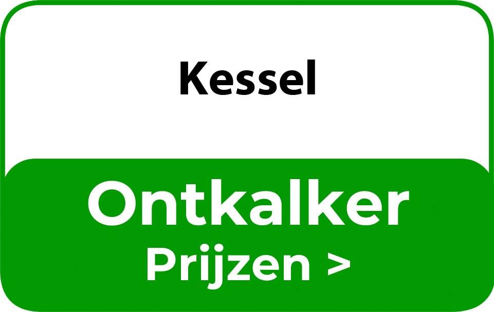 Ontkalker in de buurt van Kessel