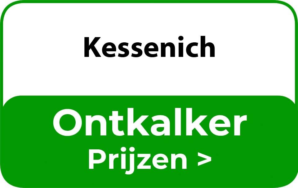 Ontkalker in de buurt van Kessenich