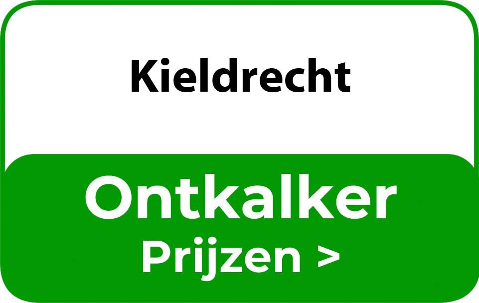 Ontkalker in de buurt van Kieldrecht