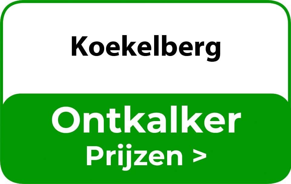 Ontkalker in de buurt van Koekelberg
