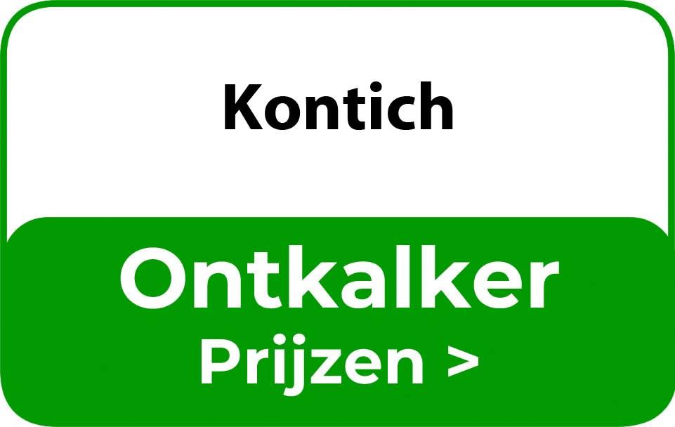 Ontkalker in de buurt van Kontich