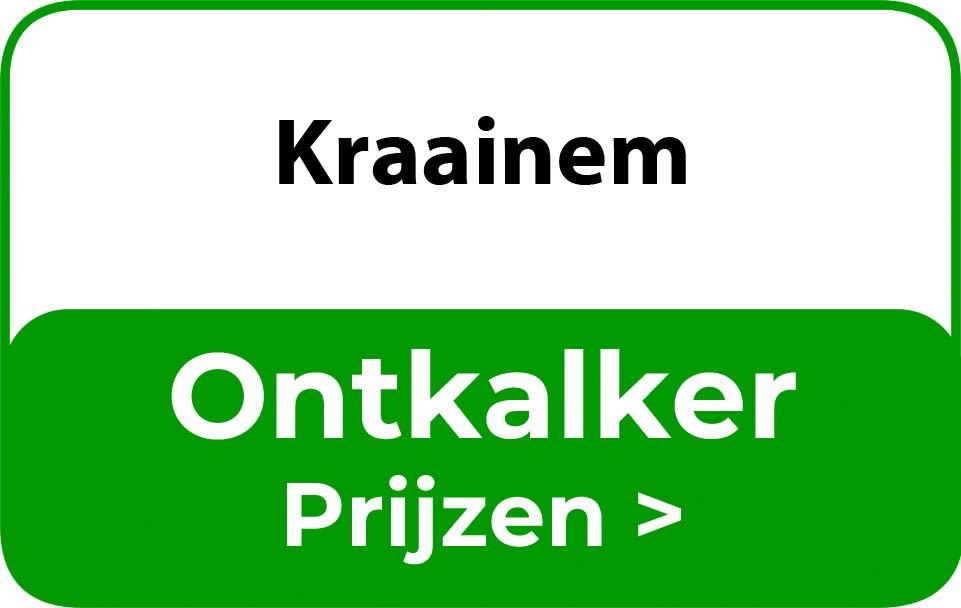 Ontkalker in de buurt van Kraainem