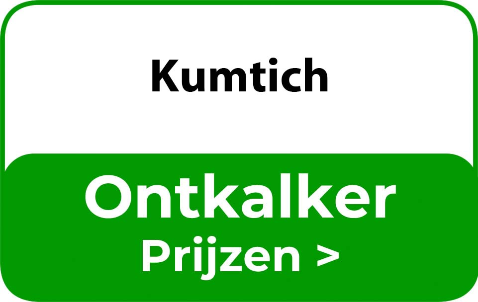 Ontkalker in de buurt van Kumtich