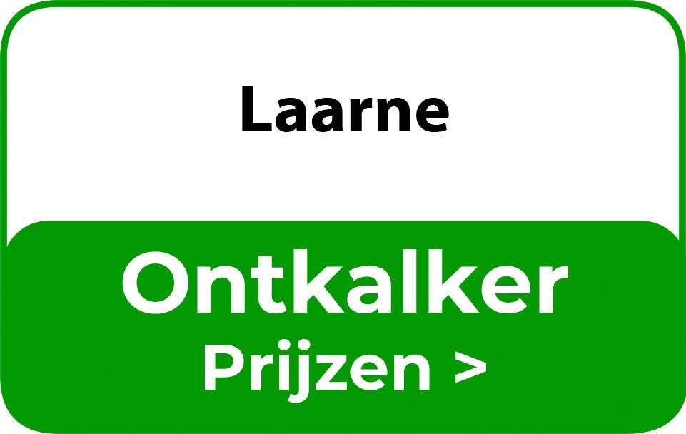 Ontkalker in de buurt van Laarne
