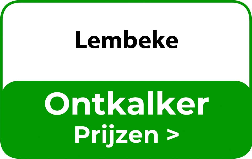 Ontkalker in de buurt van Lembeke