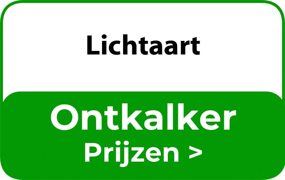 Ontkalker in de buurt van Lichtaart